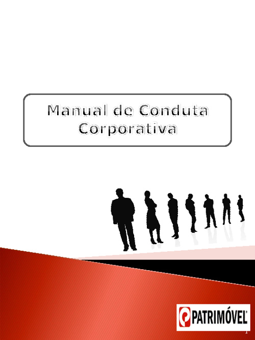 Manual Conduta