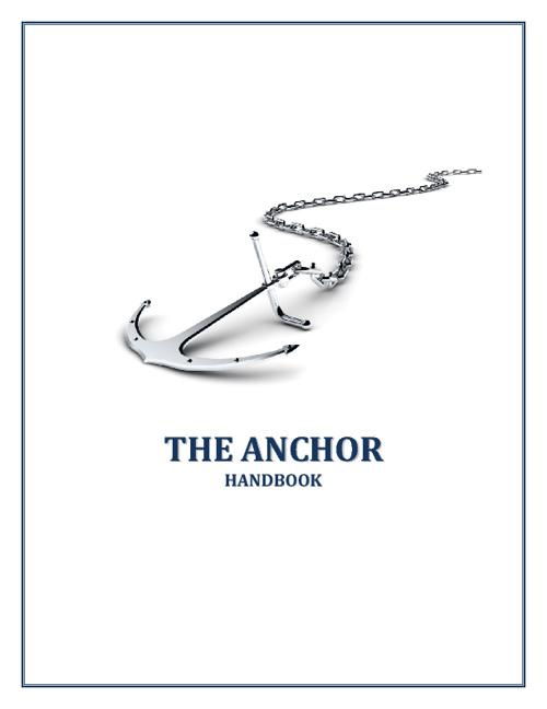 The Anchor Student Handbook