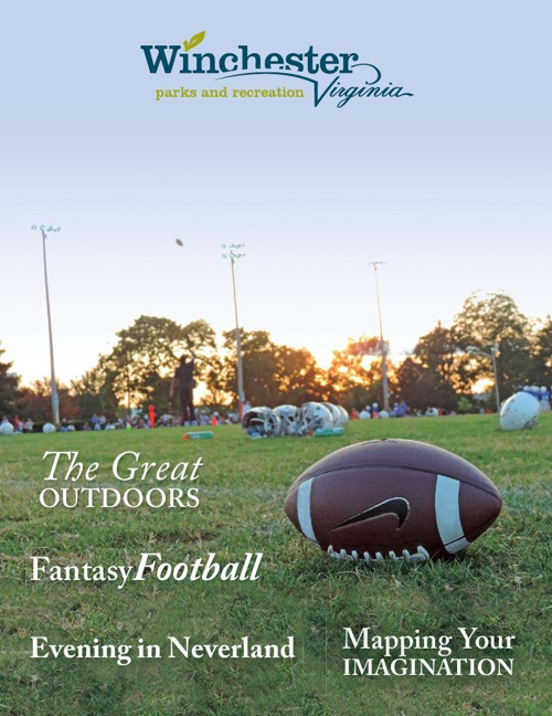 Winchester Parks & Recreation Activity Guide Fall 2014