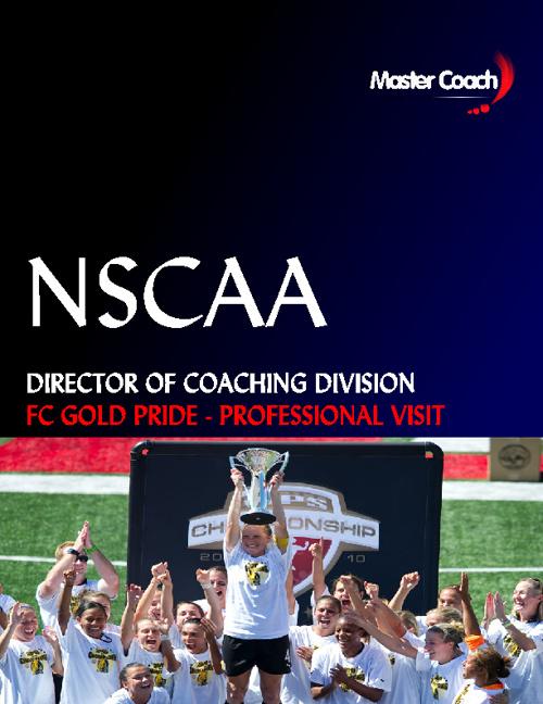 Master Coach - FC Gold Pride