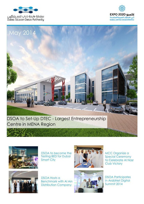 DSOA Newsletter May 2014
