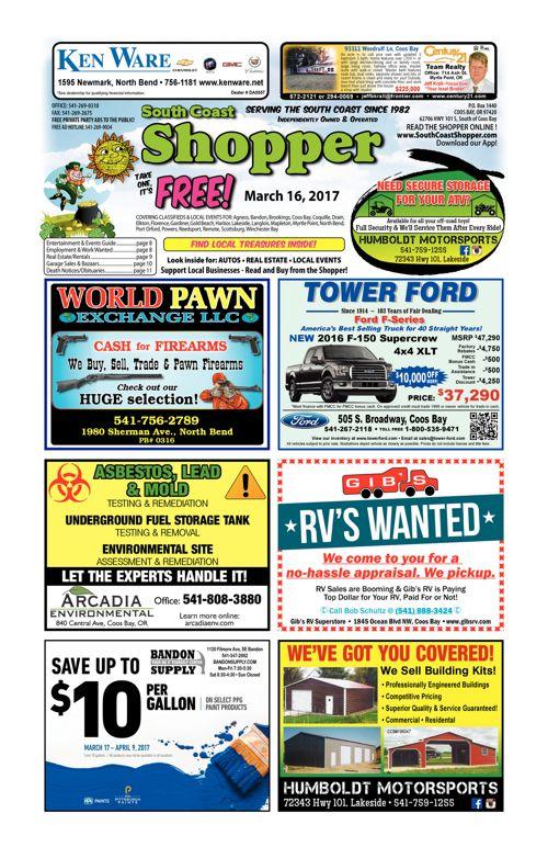 South Coast Shopper e-Edition 3-16-17