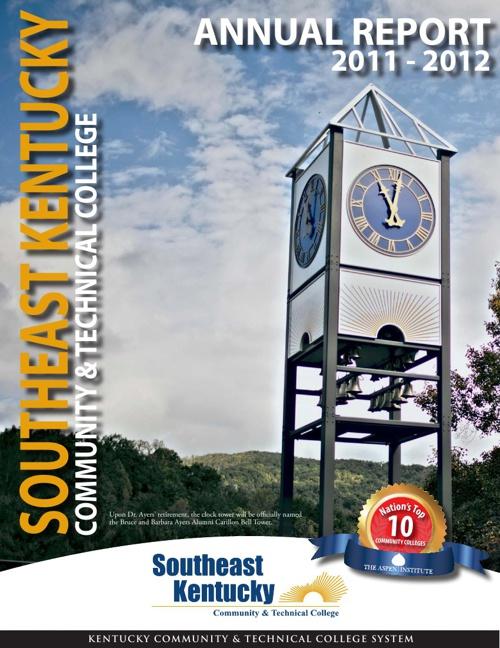 SKCTC 2011-2012 Annual Report