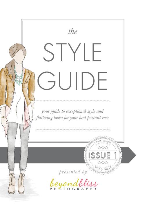 Style Guide E-Session