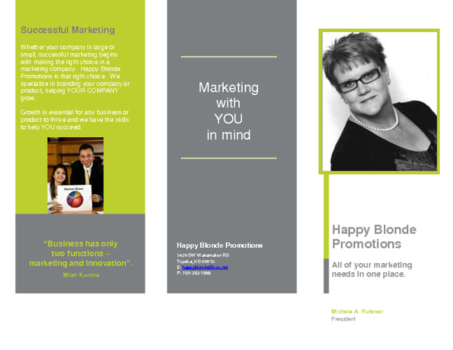Senior Marketing Seminar