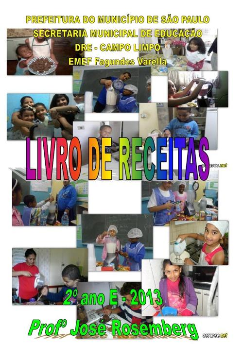 NOSSO LIVRO DE RECEITAS