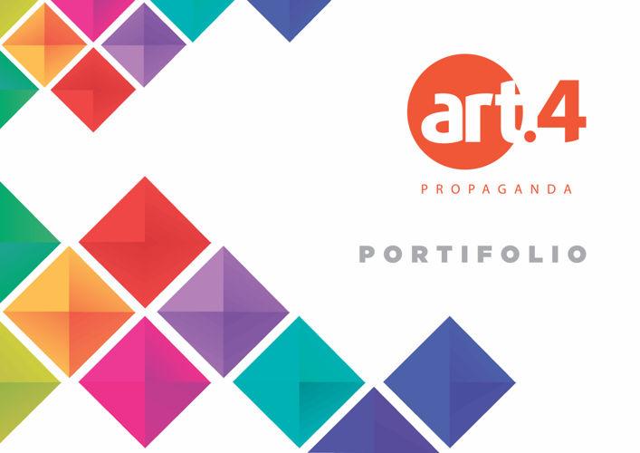 PORTIFOLIO ART4 PROPAGANDA