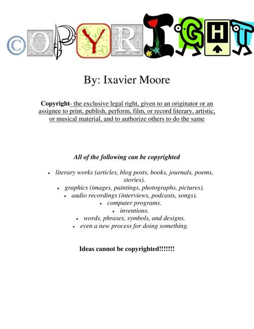 Ixavier Moore