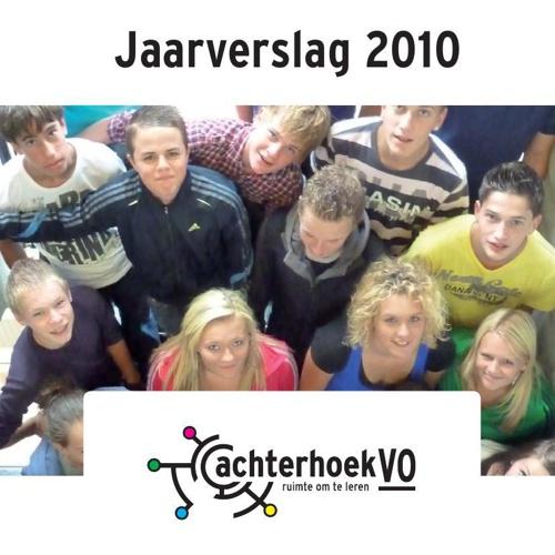 Jaarverslag 2010 publieke versie