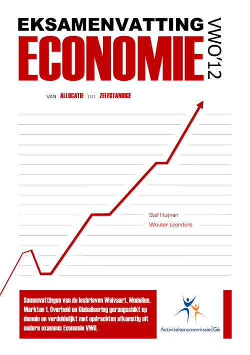 EKSamenvatting Economie VWO 2012