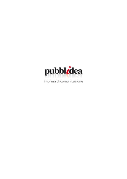 Pubblidea 2013