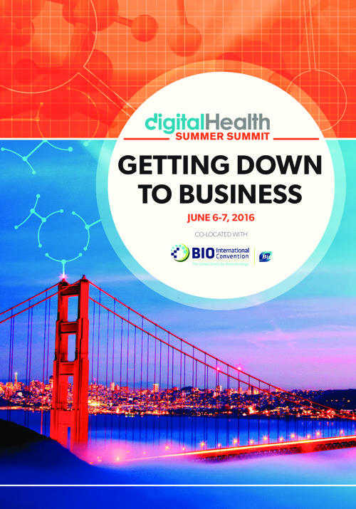 Discover the 2016 Digital Health Summer Summit at BIO
