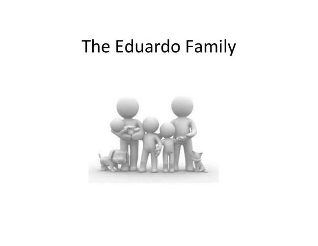 La Familia De Eduardo