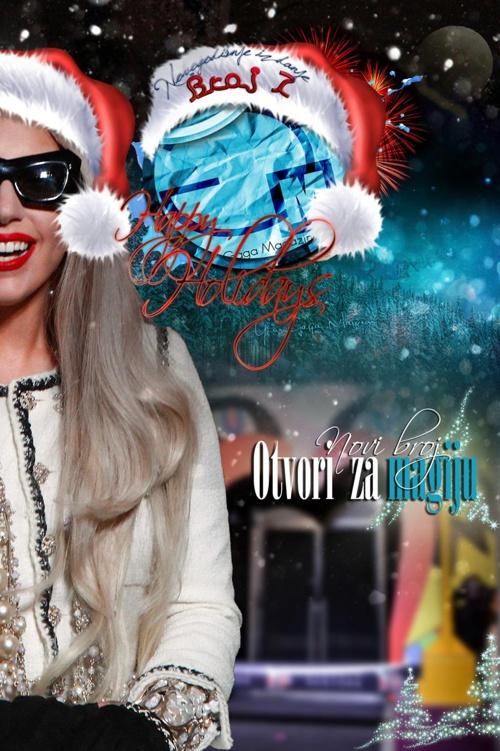 Gaga Magazine 7 broj-Novogodišnji Special