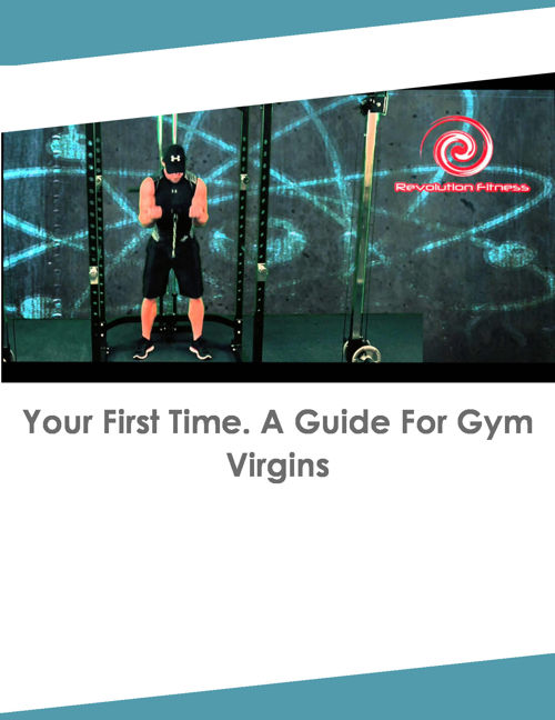 Your First Time. A Guide For Gym Virgins