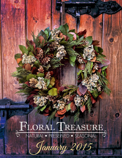 Floral Treasure | ATLANTA JANUARY 2015