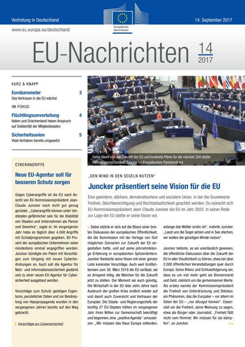 EU-Nachrichten #14