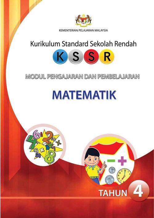 Modul Pengajaran Matematik KSSR Tahun 4