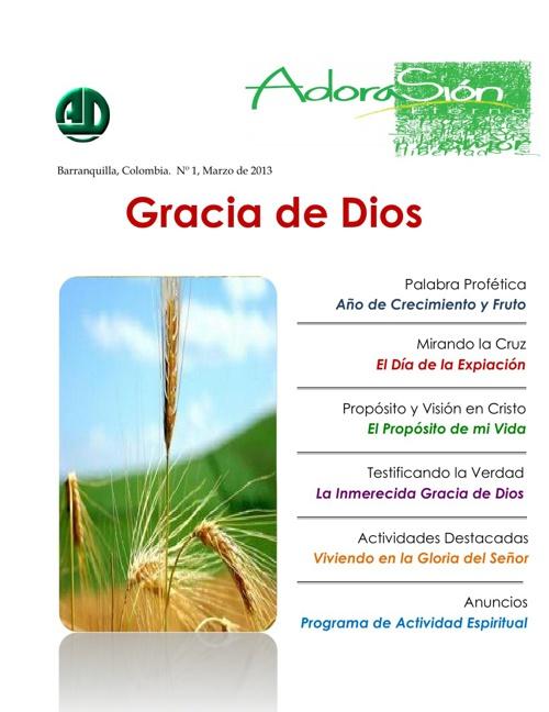 Revista Sion No. 1