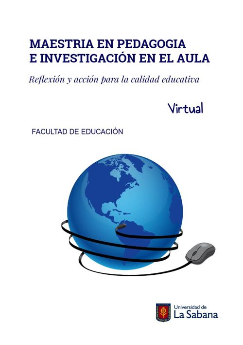 Maestría en Pedagogía e investigación en el aula (2)