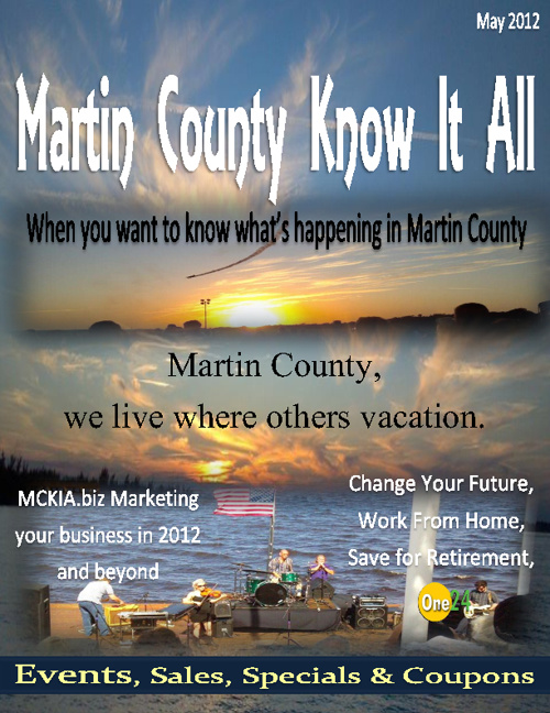 Martin County Know It All May Magazine