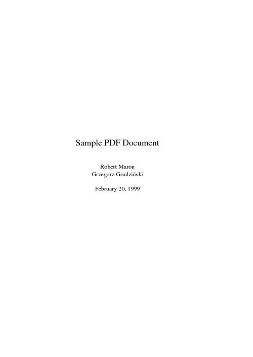 sample test flip