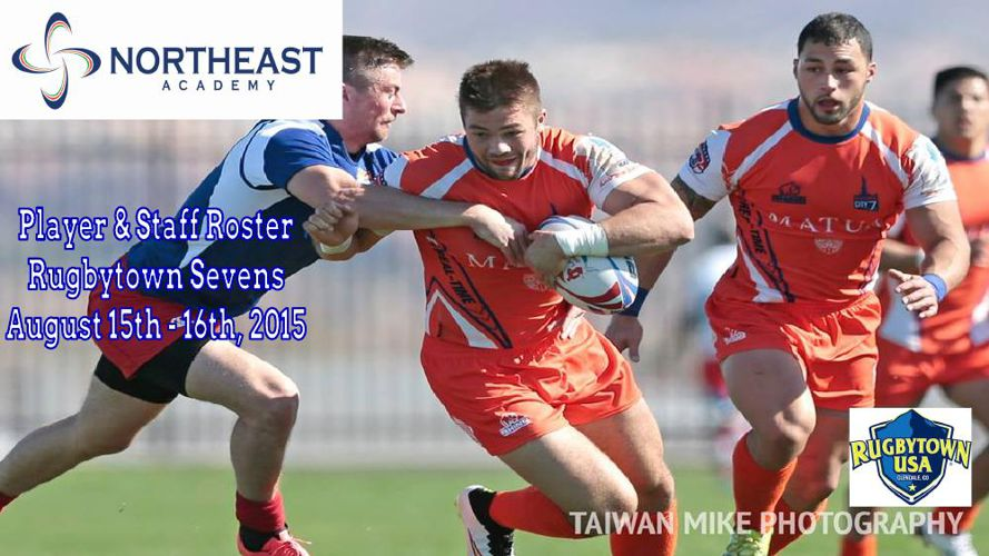 Northeast Academy Program Roster at Rugbytown Sevens-FINAL