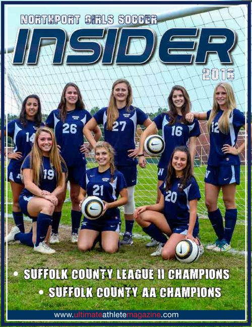 Northport Girls Soccer Yearbook 2016