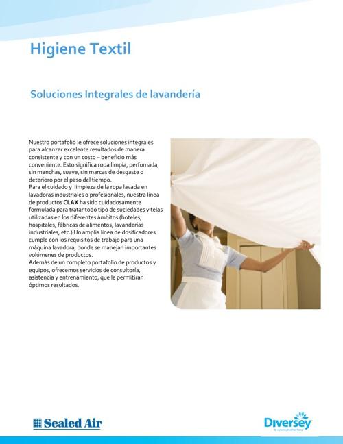 Catalogo Laundry - Español con Profi y solvent