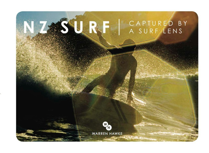 NZ Surf by Warren Hawke