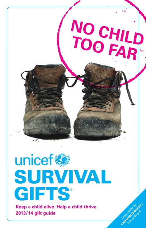 UNICEF Survival Gifts