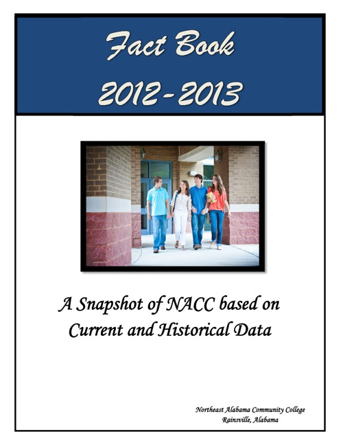 NACC Fact Book 2012-2013