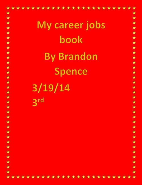 my career job book