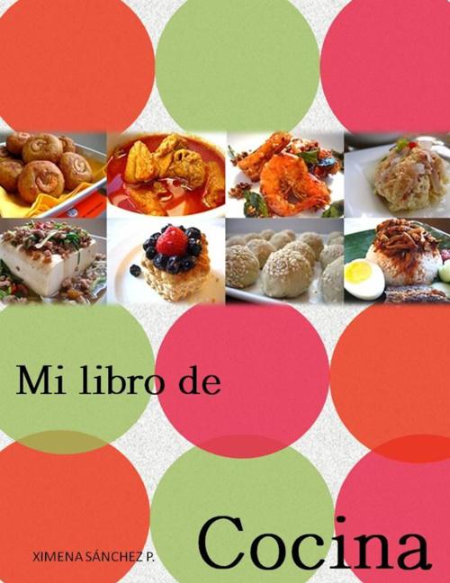 LIBRO DE COCINA - XIMENA SANCHEZ