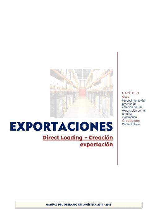 5.4_2 DL. Conteo y creacion export