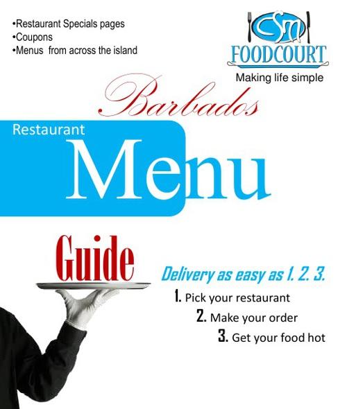 CSM FoodCourt Menu Guide