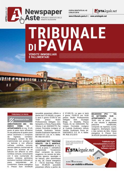 Pavia luglio 2016
