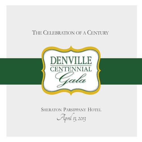 Denville Centennial Gala Program