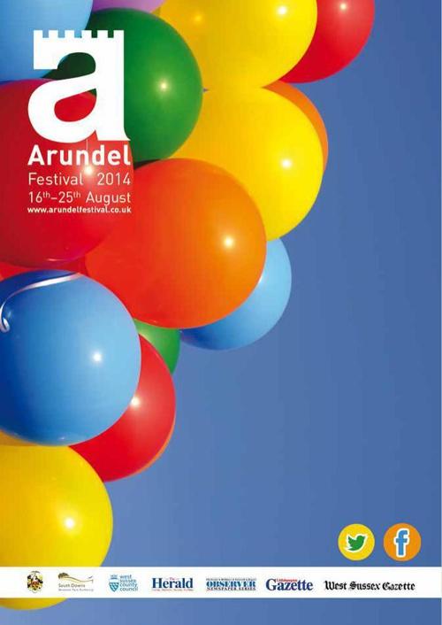 Arundel Festival Brochure 2014