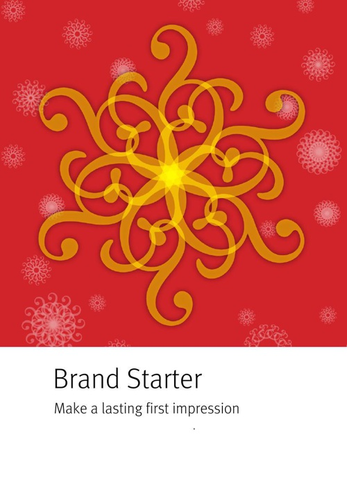 Brand Starter - Make a lasting first impression