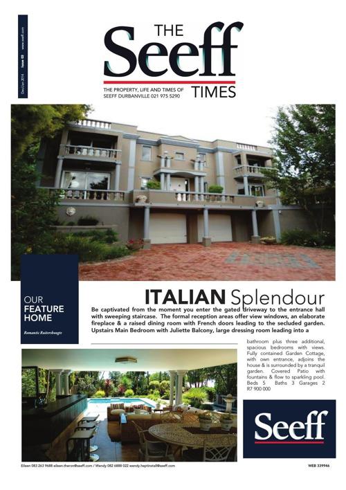 Seeff Times December 2014