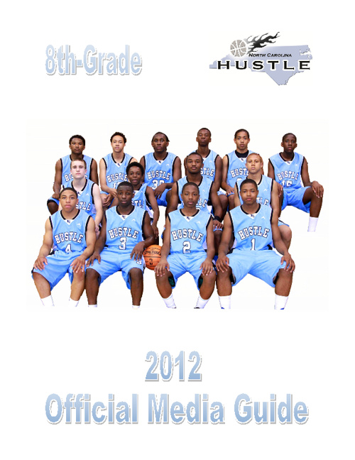 2012 NC Hustle Media Guide