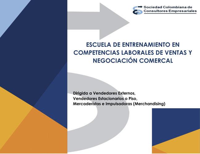 ESCUELA DE ENTRENAMIENTO EN COMPETENCIAS LABORALES DE VENTAS