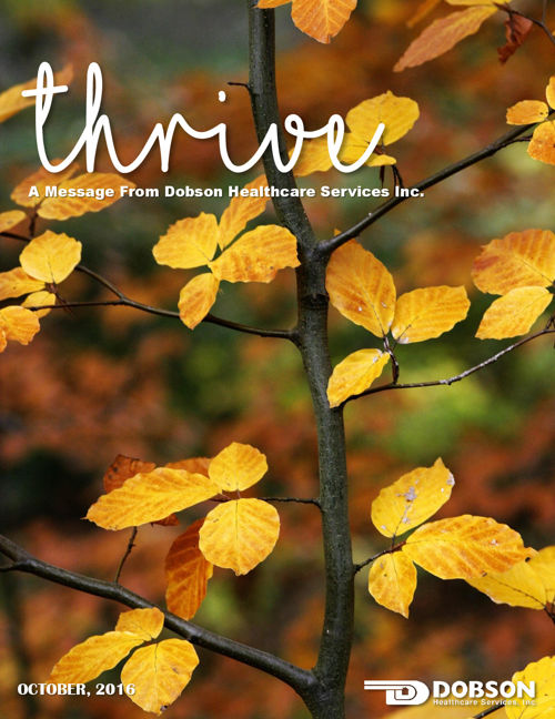 Thrive October 2016