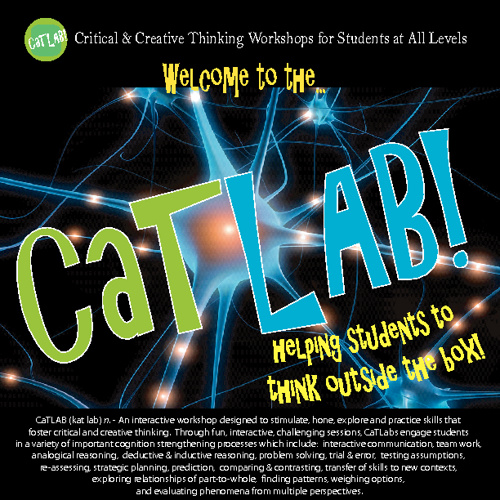 Build a Better Thinker - CatLAB's Critical Thinking For Students