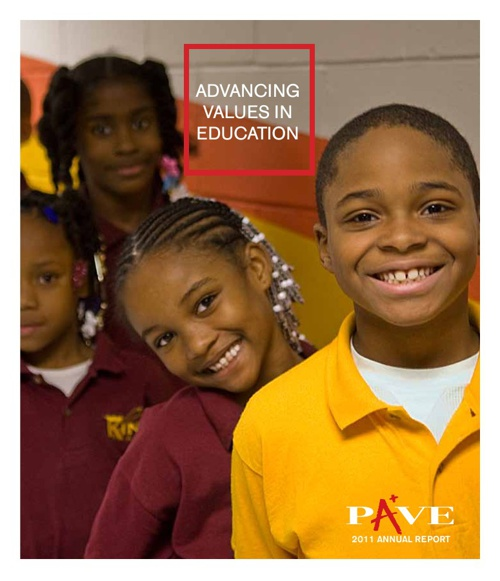 2011 PAVE Annual Report