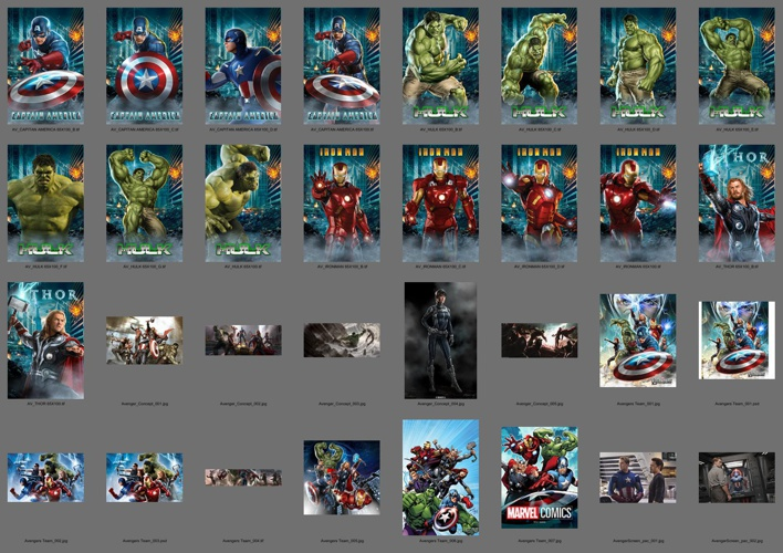 AVENGERS_MOVIE_POSTERS