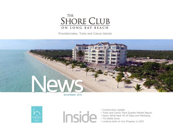 The Shore Club-Newsletter | December 2015