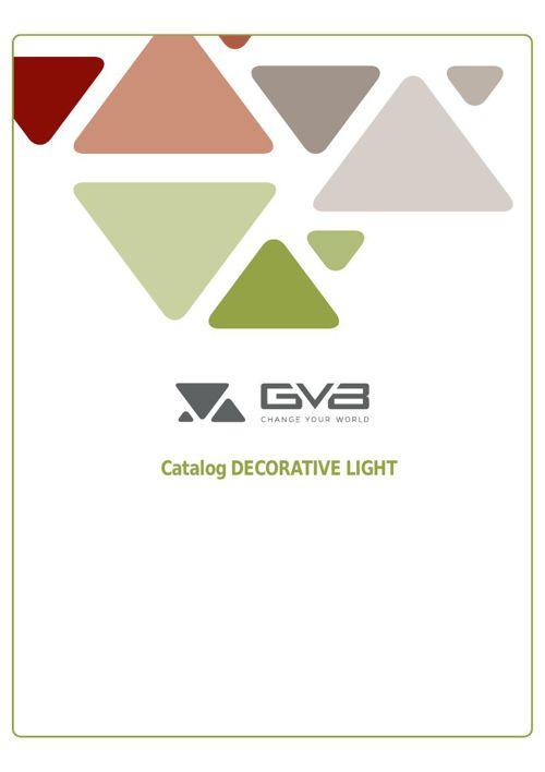 catalog decorative light mic
