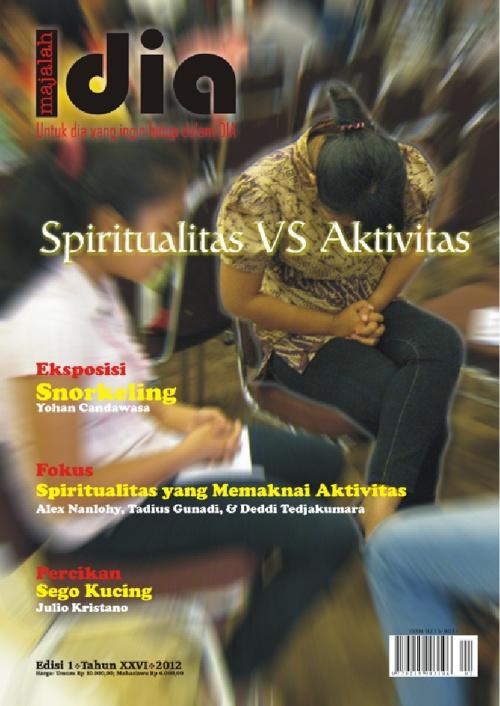 Majalah Dia Edisi I-2012